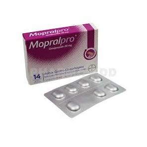 MOPRALPRO 20 mg Comprimé gastro-rés