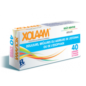 XOLAAM CPR CROQ SUCER BT 40