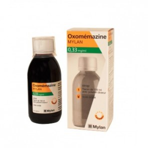 OXOMEMAZINE MYLA SIR FL 150ML