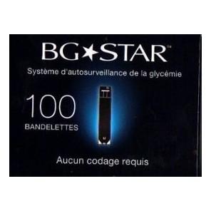 BGSTAR bandelettes bt/100