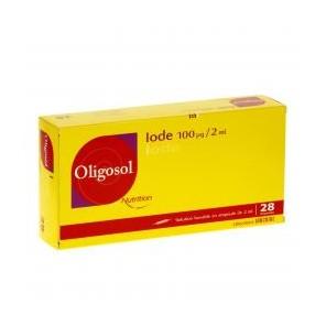 OLIGOSOL I AMP 2ML 28