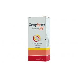 TARDYFERON B9, comprimé pelliculé
