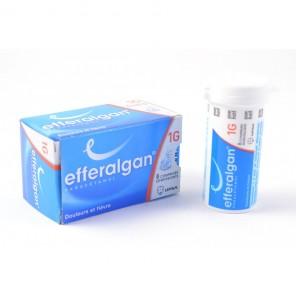 EFFERALGAN 1 g Comprimé effervescent B/8
