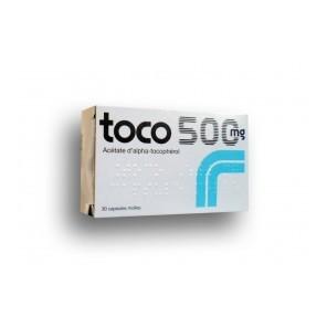 TOCO 500 CAPS 30