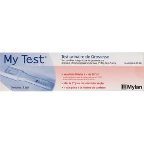 MY TEST GROSSESSE MYLAN 1