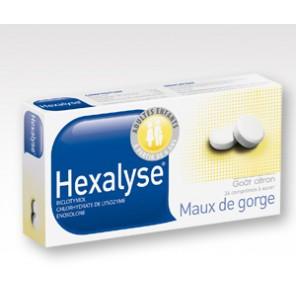 HEXALYSE CPR SUCER CITR 24