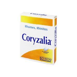 CORYZALIA Comprimé orodispersible Plq/40