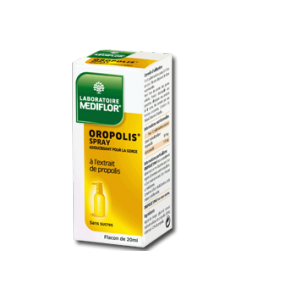 OROPOLIS Spray buccal 20ml