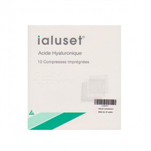 IALUSET COMP IMPREG BT 10 T