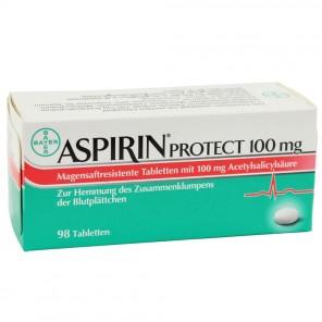 ASPIRINE PROTECT 100 mg Comprimé gastro-rés