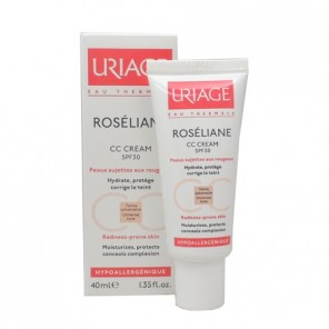 URIAGE ROSELIANE CR CC T 40ML