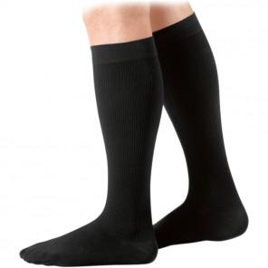 Chaussettes de contention legger classic homme - classe II NOIRE N1 T