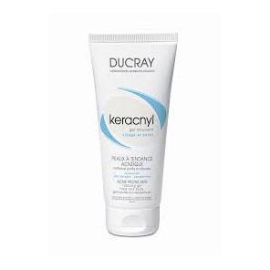 DUCRAY KERAC GEL MOUS T200ML