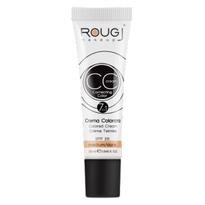 ROUGJ Makeup creme teinté SPF 25 medium