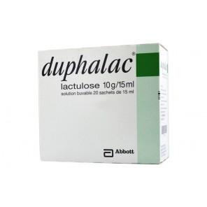 DUPHALAC10G/15ML SOL BUV SAC20