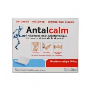 ANTALCALM140MG EMPLATRE MEDIC5