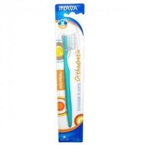 Inava brosse à dents orthodontie